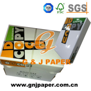 210X297mm White Copy Recycling Paper in Carton with Good Quality pictures & photos
