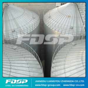 Complete Function Feed Silo for Poultry pictures & photos