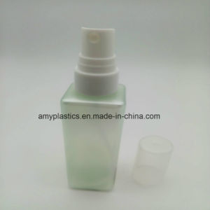 Spray Square Bottle for Cosmetic Package pictures & photos