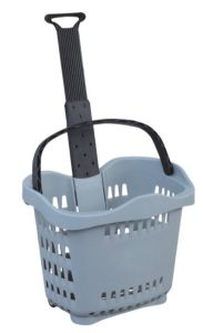 Rolling Basket of Shopping Basket pictures & photos