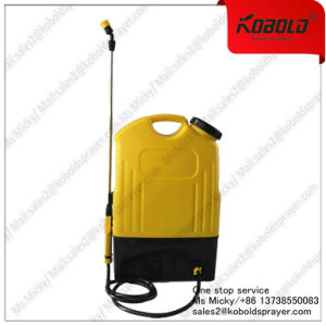 16L Knapsack 4000mAh Lithium Battery Sprayer pictures & photos