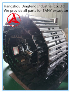 Sany Track Shoe and Track Chain for Sany Excavator Parts pictures & photos