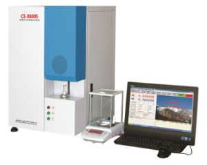 Microprocessor Carbon & Sulfur Analysis Instrument pictures & photos