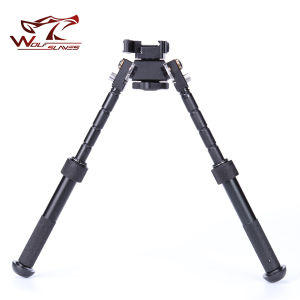 Bt10 Atlas Bipod Standard Two Screw 1913 Rail Clamp Quick Release Picatinny Adapter pictures & photos