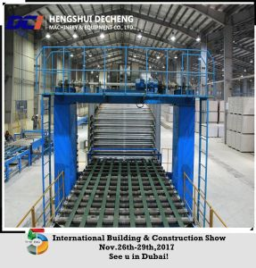 High Quality Gypsum Board Production Line pictures & photos