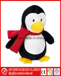 Ce Soft Stuffed Penguin Toy for Children′s Gift pictures & photos