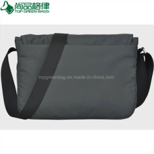 Manufacturer Promotion Nylon Polyester Men′s Messager Bag/Shoulder Bag pictures & photos
