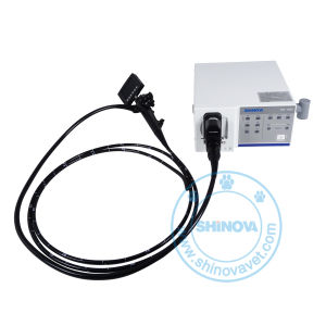 Portable Vet Video Colonoscope (Colonix-98V) pictures & photos