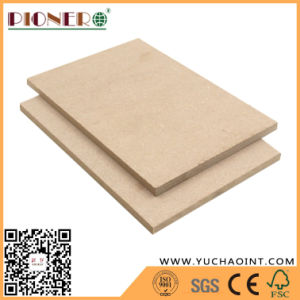 Fsc Plain MDF 1220mmx2440mmx18mm with E1 pictures & photos