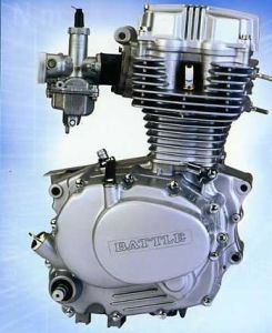Motorcycle Engine (CG-150)