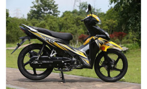 High Quality Cheap Price Motorcycle 100cc, 110cc Super Cub pictures & photos