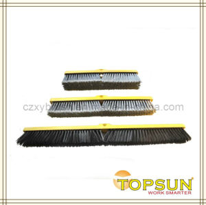 "14""/18""/24′ PP Fiber Floor Cleaning Brush with Plastic Head"