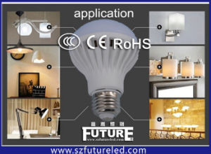 High Quality 3W LED Plastic Bulb with CE Approved pictures & photos