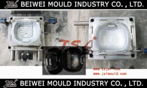 Two Wheeler Plastic Motorcycle Trunk Mould pictures & photos