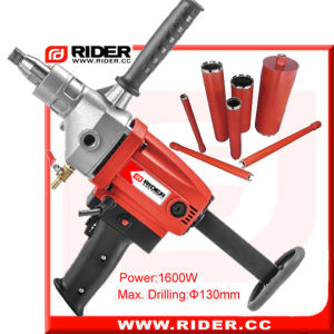 Free Samples 1600W Diamond Core Drill Rig pictures & photos