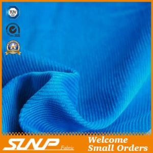 98% Cotton 2% Spandex Corduroy Fabric