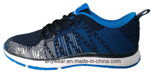 Men′s Women′s Ladies Gym Sports Running Shoes Flyknit Footwear (815-9621) pictures & photos