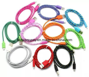 Factory Price 10 Feet USB Cable for iPhone 5 (NS008)