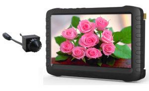 "5.8g Wireless Mini Camera DVR Kit (90 deg; 16 CHs; 0.008lux; 5"" HD DVR; motion detect; 32G) pictures & photos"