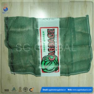 25kg Vegetable Plastic PP Mesh Net Bag pictures & photos