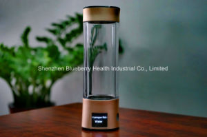 Hydrogen Bottle with Mini Titanium Plates to Produce High Orp and Hydrogen Water pictures & photos