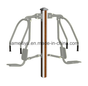 Professional Landscape Outdoor Fitness Equipment Push Chair pictures & photos