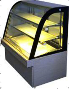 Chocolate and Cake Refrigerated Cooler/ Showcase /Display Cabinet pictures & photos