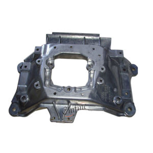 Agricultural Machinery Die Casting Chassis for Cutting Machine pictures & photos
