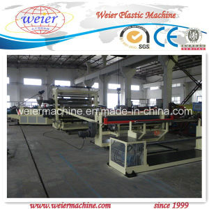 2000mm Width PVC Wide Floor Leather Line pictures & photos
