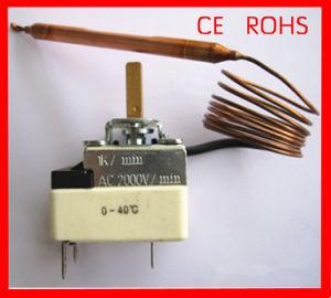 Liquid Expansion Temperature Controller Thermostat pictures & photos