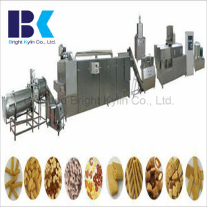 Versatile Snack Food Production Line Machinery