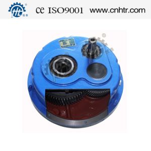 Chinese First Brand Hxg Series Shaft Mounted Gear Reducer for Mining Conveyor Belt pictures & photos