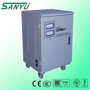 SVC AC power automatic voltage stabilizer/ voltage regulator pictures & photos