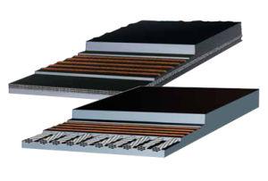 Fabric Conveyor Belt, Cotton Conveyor Belt, Nylon Conveyor Belt, Ep Rubber Belt pictures & photos