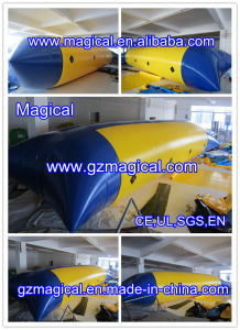 Hot Sale Funny Custome Inflatable Water Blob (MIC-450) pictures & photos