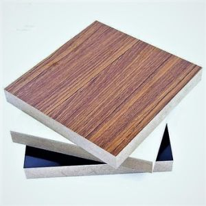12mm Lowest Price High Quality Melamine MDF pictures & photos