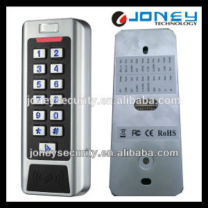 Two Door Waterproof Standalone Remote Metal Access Control (JYA-CC1EM) pictures & photos