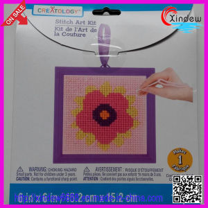 Cross Stitch Art Kit for Kids pictures & photos
