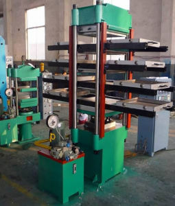Rubber Tile Press Machine pictures & photos