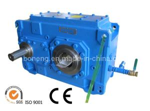 H Series Helical Gearbox with Hollow Output Shaft