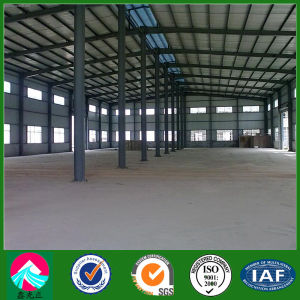 Pre-Engineered Light Steel Structure Workshop with Middle Column Construction (XGZ-SSW019) pictures & photos