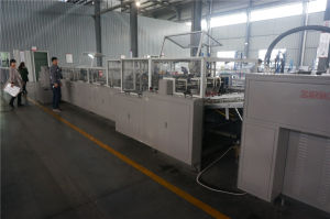Gold Supplier Automatic Shopping Paper Bag Making Machine pictures & photos