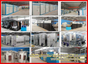 Small Aluminum Melting Oven Hydraulic Tilting Furnace pictures & photos