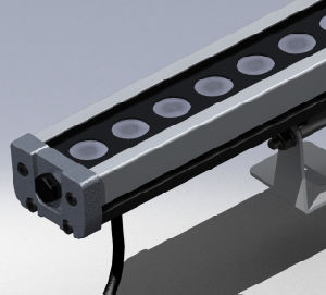 L1000mm 24W/36W IP67 LED Wall Washer Lighting for Outdoor Lighting pictures & photos