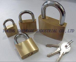 Heavy Duty Brass Padlock (1202) Brass pictures & photos