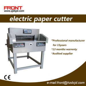 Electrical Paper Cutting Machine Fn-6508px pictures & photos