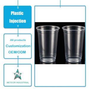 Customized Plastic Products Tableware Plastic Cup Injection Molding pictures & photos