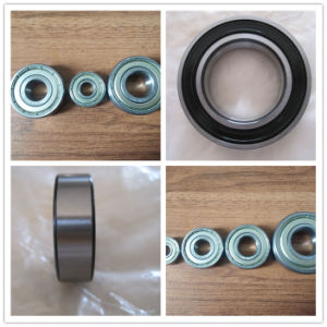 Motorcycle Bearing Factory Export Deep Groove Ball Bearing 6200 Series pictures & photos