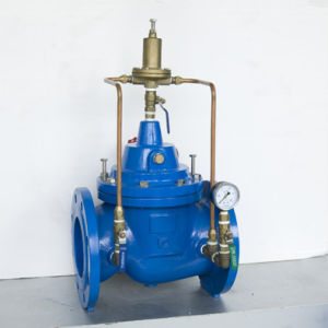 Water Supplier and Fire Fighting Pressure Sustaining Valve pictures & photos