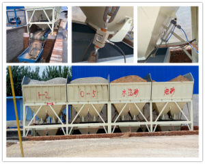 China Zhengzhou Hold 60m3 Concrete Batching Plant pictures & photos